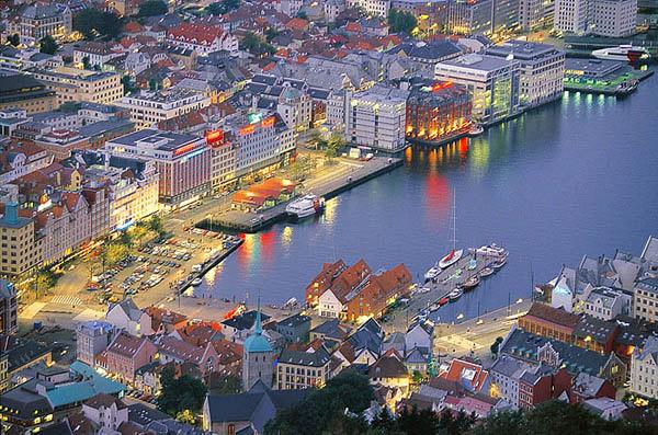 Bergen-la-puerta-de-los-fiordos