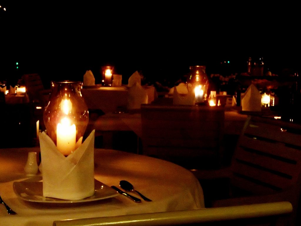 Donde cenar un sabado noche