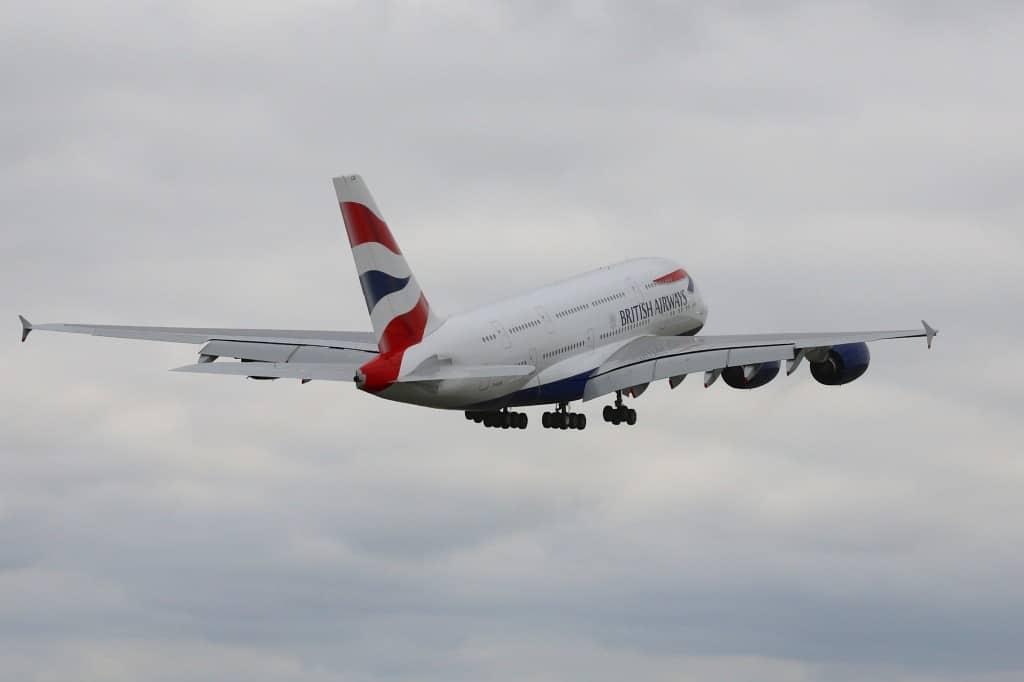 Ganar un viaje en un avión