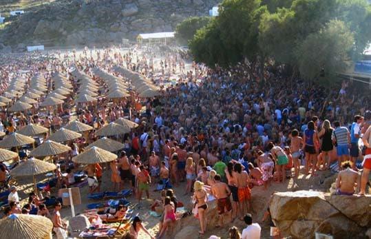 Mykonos, la mejor isla para ir con amigos