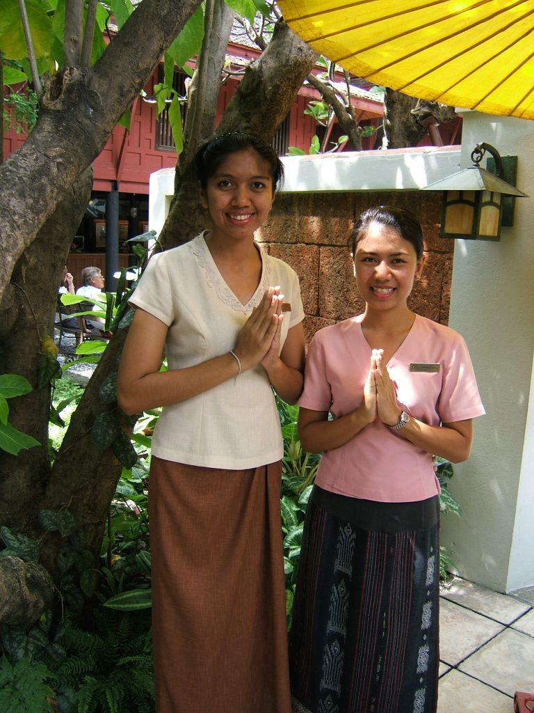 Viaje gratis a Tailadia buena conducta