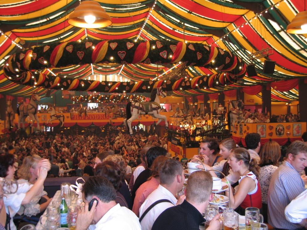 Conseguir vuelo gratuito a Oktoberfest