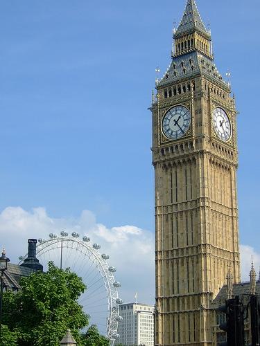 Sorteo por internet visitar Londres