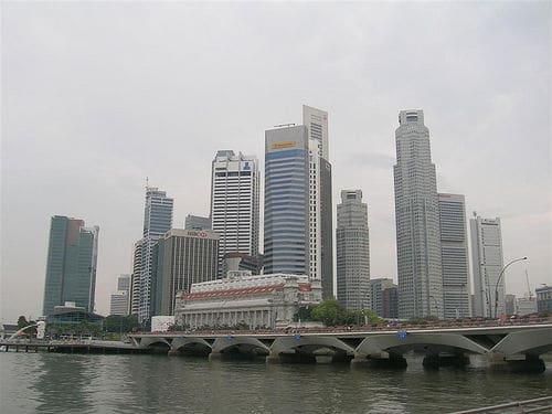 Sorteo por internet visitar Singapur