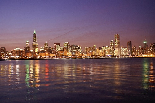 Viajar gratis hasta Chicago