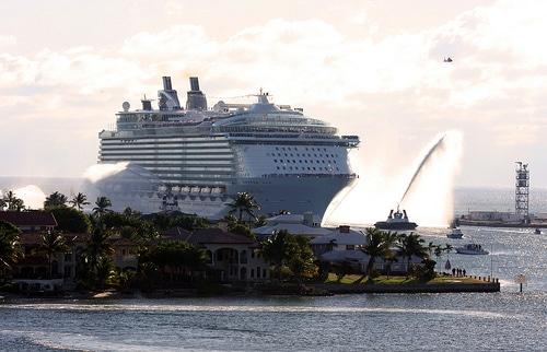 Viajar gratis en los mejores cruceros
