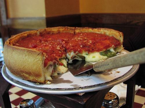 Viajar Gratis gastronomía de Chicago