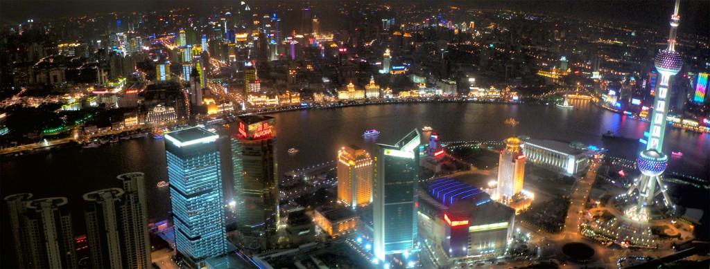 Las dos orillas de Shanghái