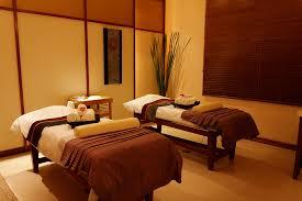 Sala de masaje doble
