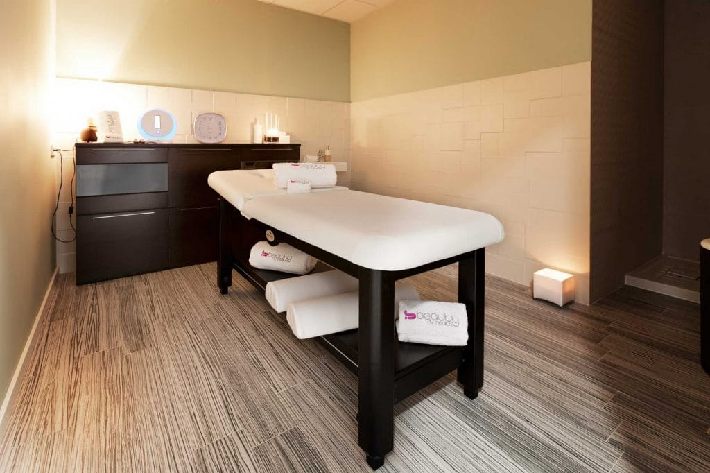 local sala de masaje grasa
