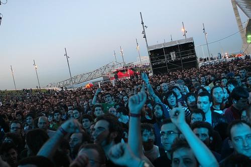 viajar gratis festivales Barcelona