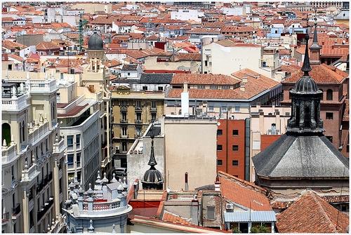 Sorteos online Miradores de Madrid