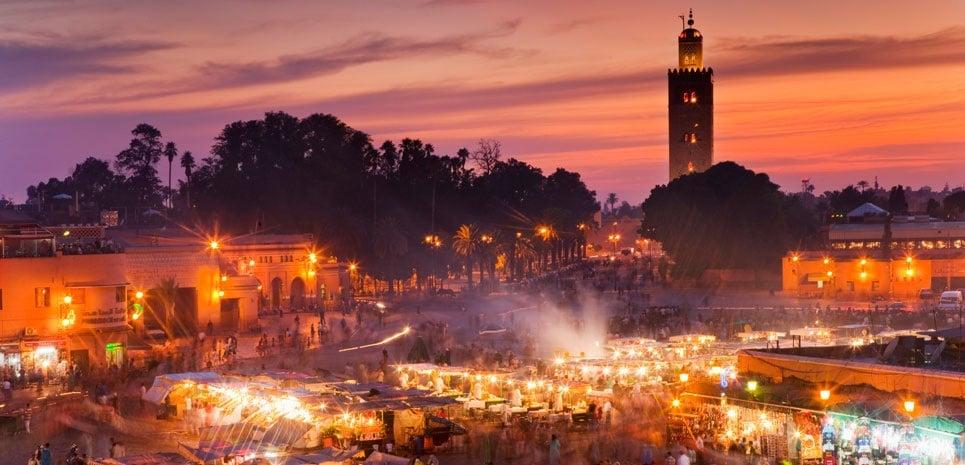 Marruecos - Ganar Viaje por el Mediterráneo
