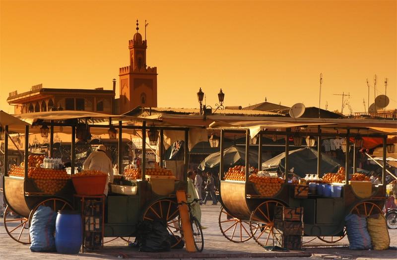 Marruecos - Viaje Gratis