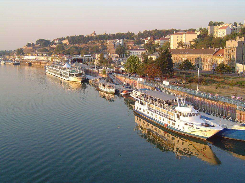 Viajar gratis en un crucero fluvial