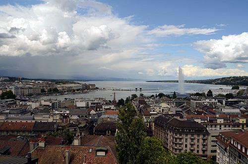 Viajar gratis curiosidades de Ginebra