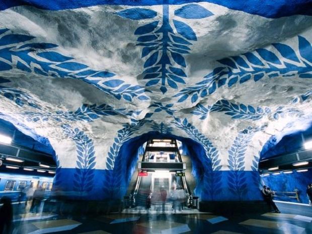 Metro-de-Estocolmo