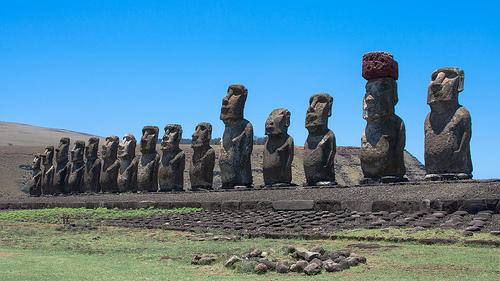 Concurso online para viajar gratis a la Isla de Pascua