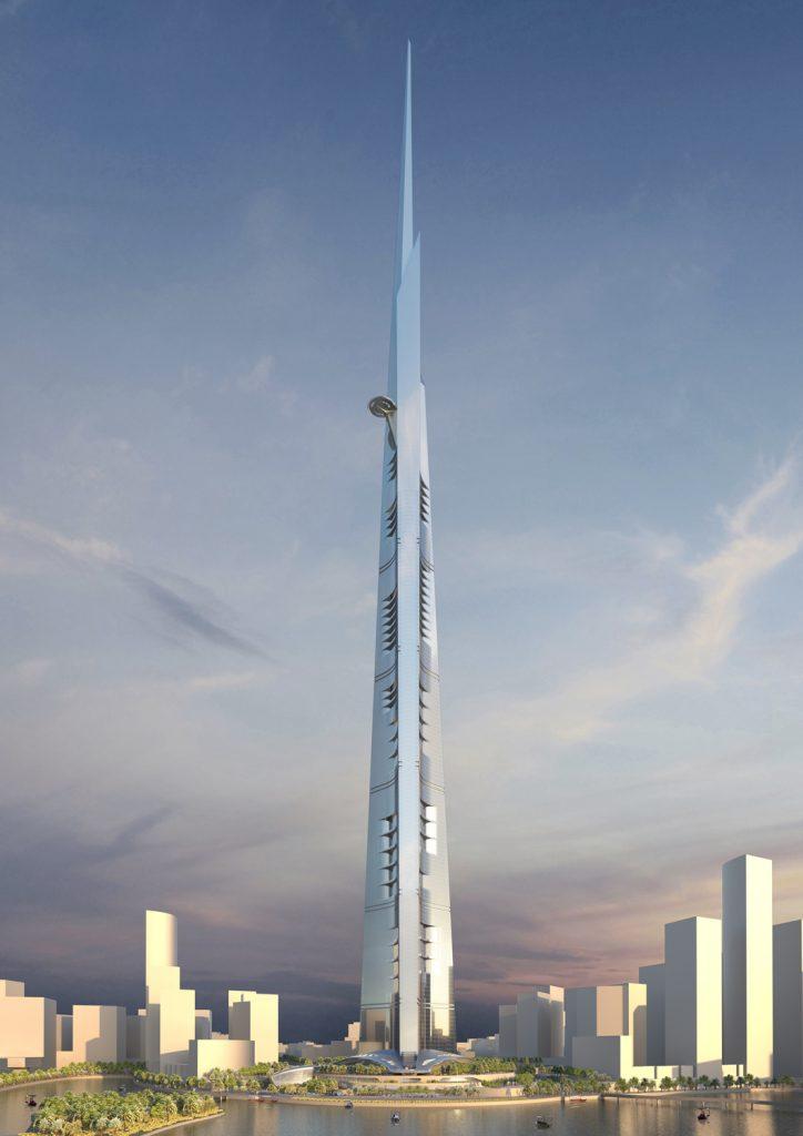 sorteo online a Kingdom Tower