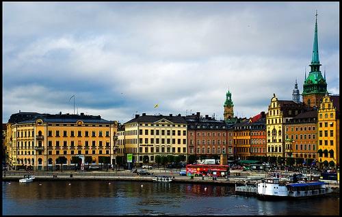 Sorteo viajje Estocolmo la Venecia del Norte