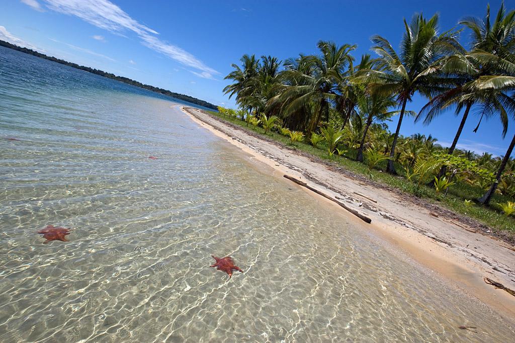 Playa de las Estrellas - Panamá