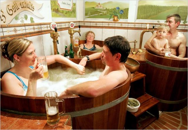Beer Spa Restaurant