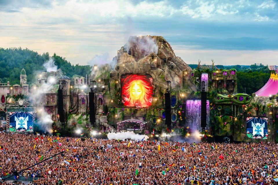 Tomorroland 2013