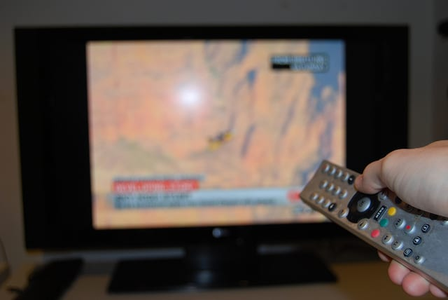 Sorteo televisor ajustes para ver mejor la televisión