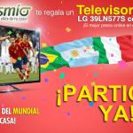 Concurso Online para ganar un Televisor