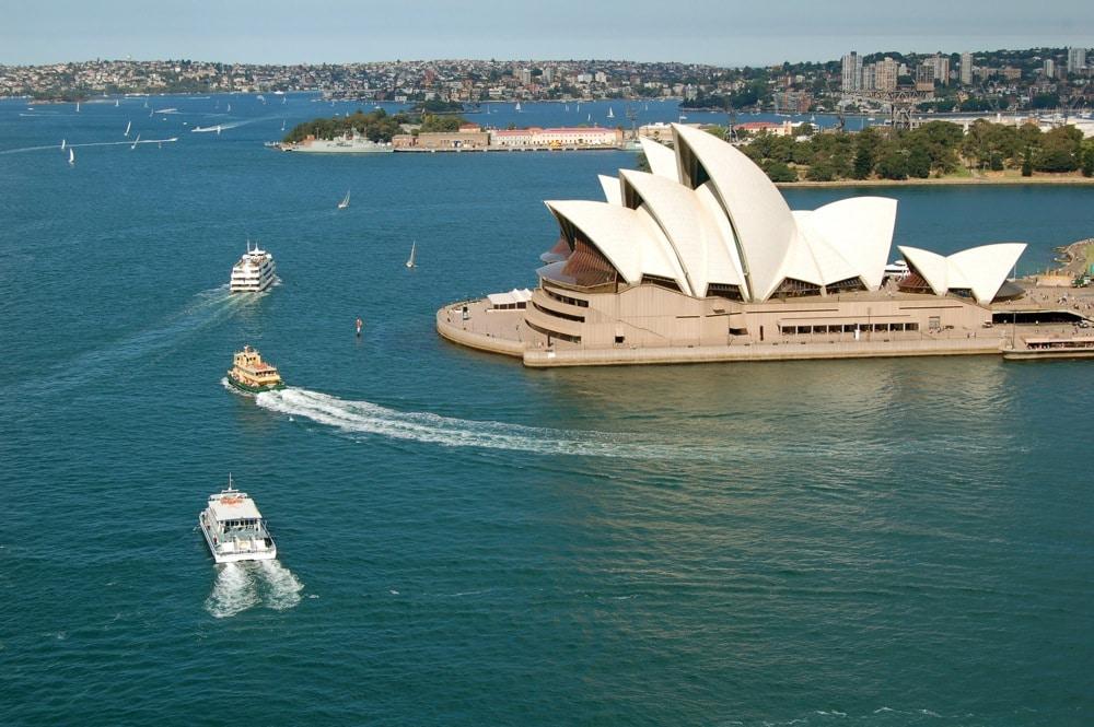 Sorteos online 10 cosas hacer en Sydney