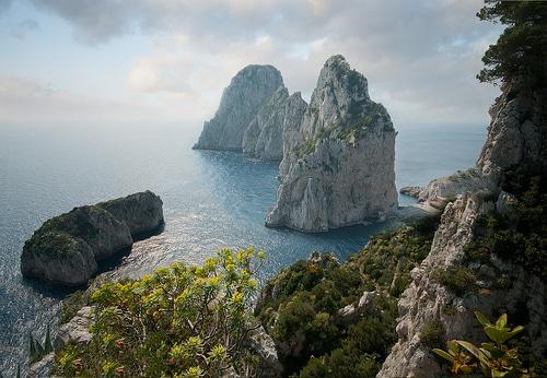 Sorteos online, Isla de Capri