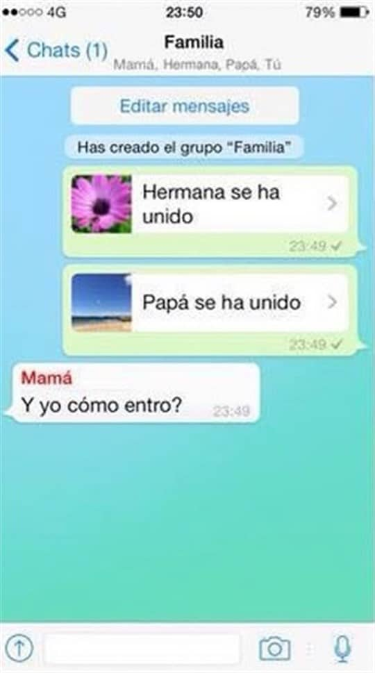 chistes de whatsapp madres