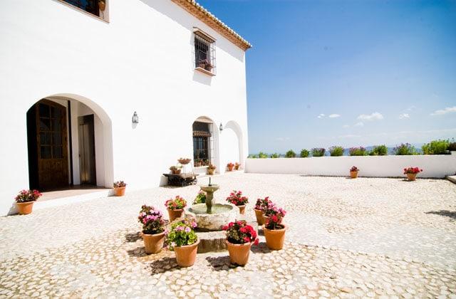 Hotel La Fuente Del Sol, Andalucia, Spain