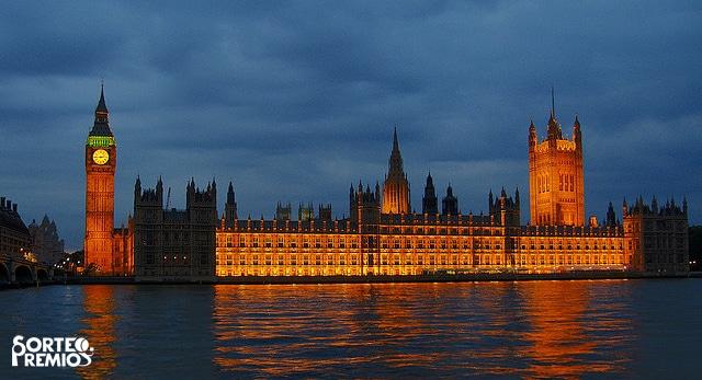 El Parlamento de Londres.