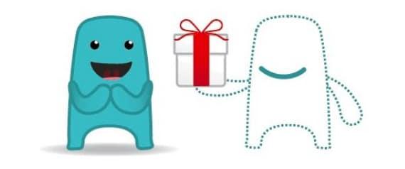 juego de regalo amigo invisible