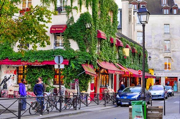 le-marais-francia
