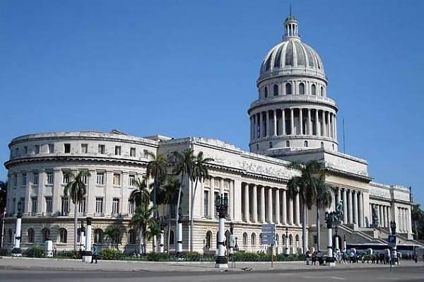 ¿Qué sería un viaje a Cuba sin una visita al Capitolio de La Habana?