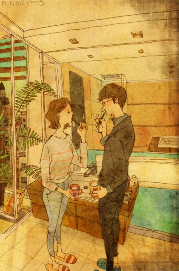 sweet-couple-love-illustrations-art-puuung-43__700