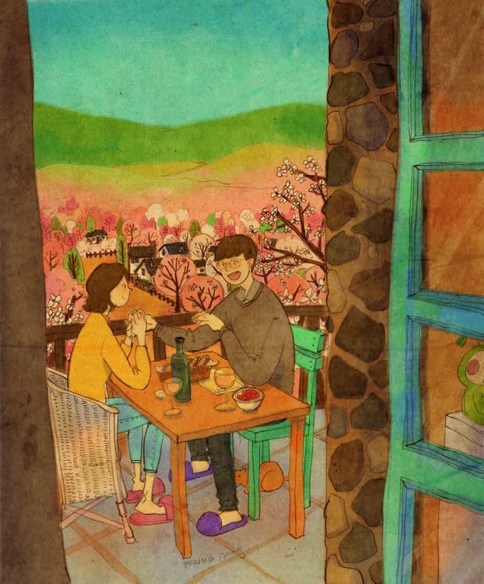 sweet-couple-love-illustrations-art-puuung-4__700