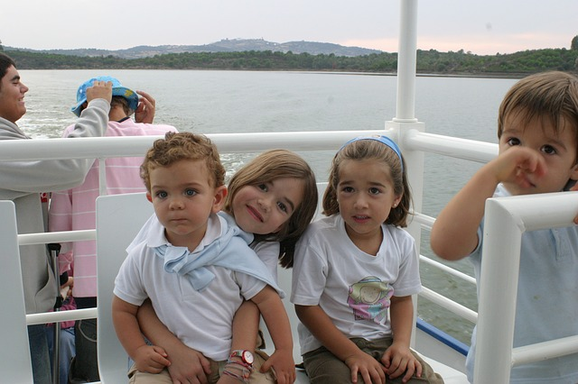 viaje familia numerosa