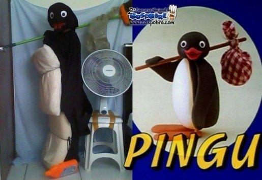 Peor disfrace de Pingu
