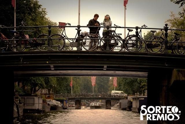 Visitar Amsterdam.