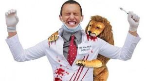 El dentista que mató al león Cecil