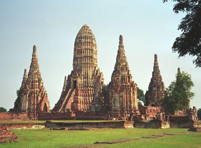 turismo en tailandia -