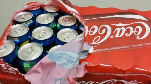 La gran decepción, gracias Coca Cola.