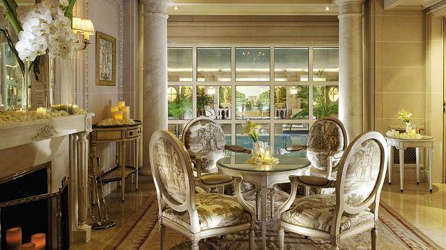 Los hoteles más lujosos de París (1)