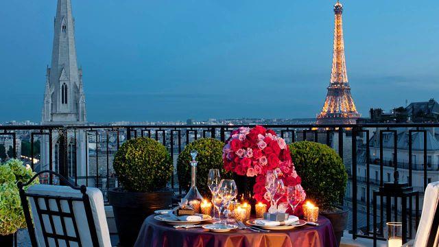 Los hoteles más lujosos de París (2)