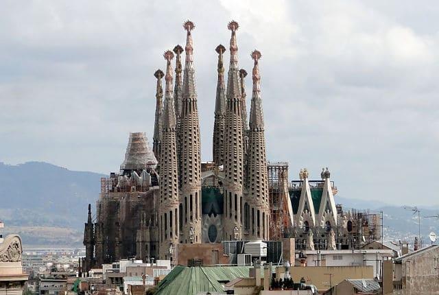 Barcelona turística
