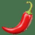 El chili picante te puede servir a expressarte