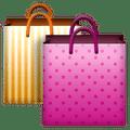 Un solo emoticono para comunicar a tus amigas que quieres ir de compras.